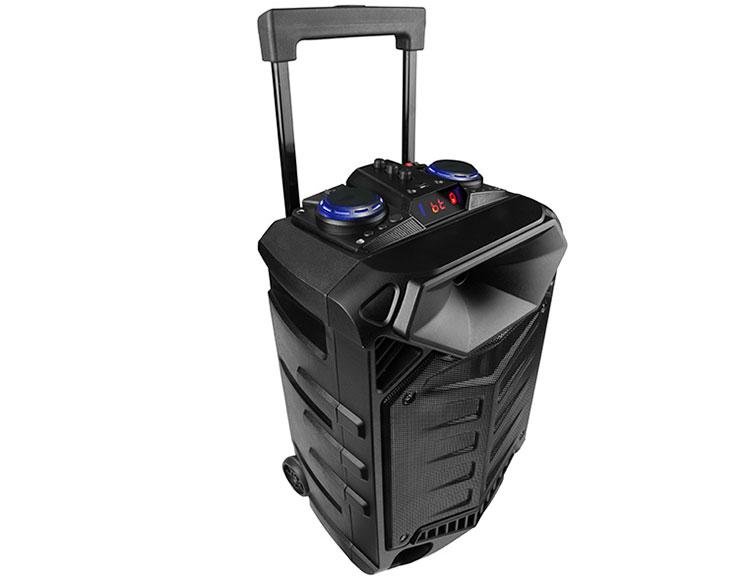 اسپیکر پرتابل (چمدانی) تسکو speaker tsco ts-1900 trolley
